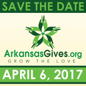 AR GIVES Save the Date 2017